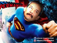 Tim Iman Barokah Perkenalkan Jagoannya, SUPERMAMAN