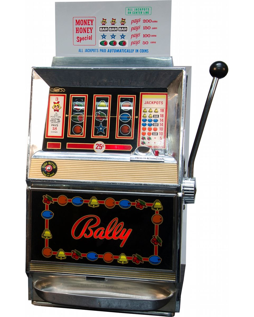Bally Casino Slot Machines