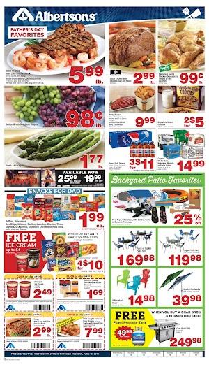 Albertsons Weekly Circular June 19 - June 25, 2019