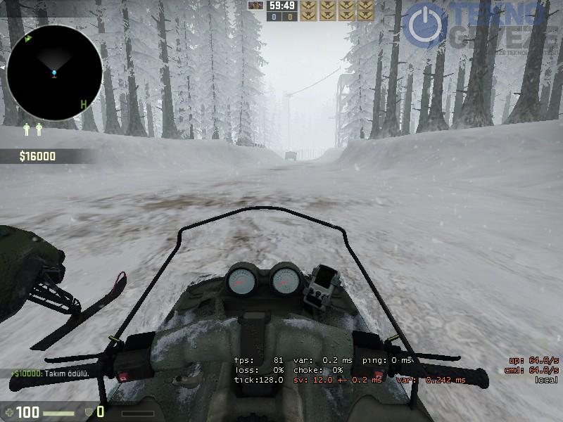 CS:GO Mapları