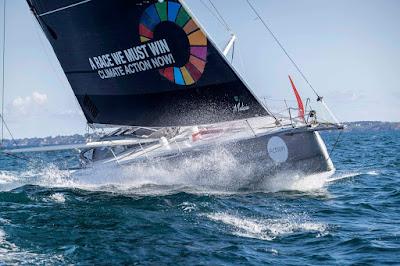 Boris Herrmann embarque Greta Thunberg sur Malizia pour une traversée de l'Atlantique
