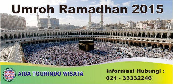 umroh bulan ramadhan 2015 murah
