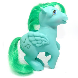 My Little Pony Medley Year Two Pegasus Ponies I G1 Pony