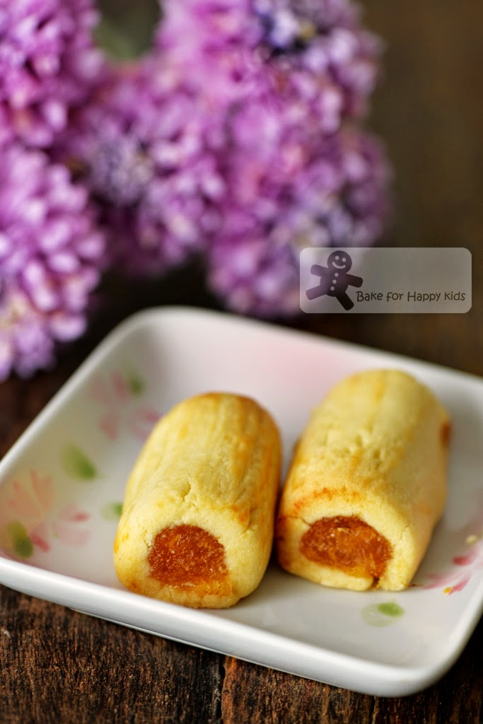 kue nastar pineapple tarts rolls