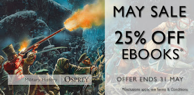 25% Off eBooks, Miniature Modelling Competition and New Titles!