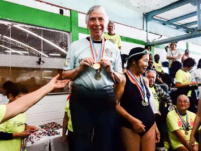 Iguape conquista várias medalhas no Jori (Jogos Regionais do Idoso)