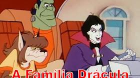 A Família Drácula Dublado - Episódio 07