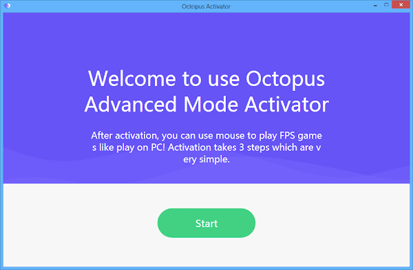 Octopus Advanced Mode Activator Windows