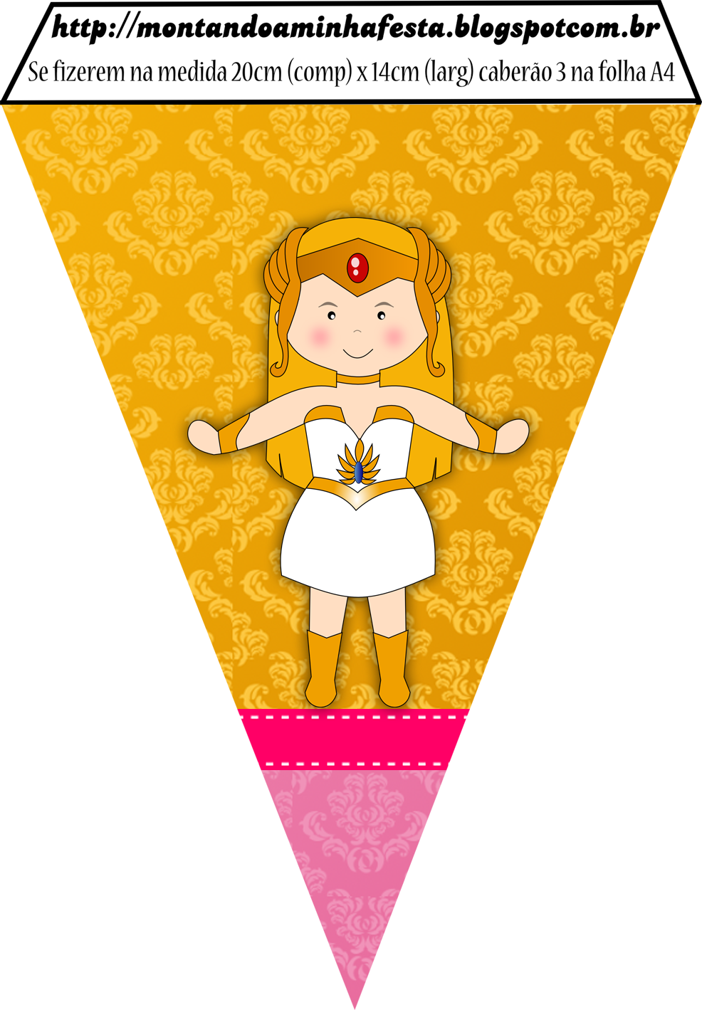 She Ra Baby Free Party Printables Oh My Fiesta For Geeks