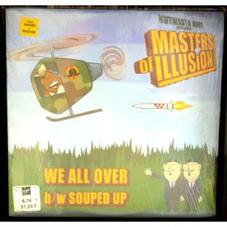 Masters Of Illusion – We All Over (CD Single) (2000) FLAC