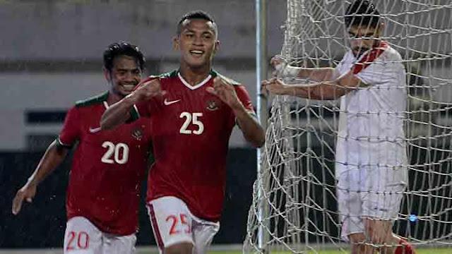 Indonesia vs Guyana