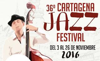 Primeros nombres para la 36ª edición del Cartagena Jazz Festival / stereojazz