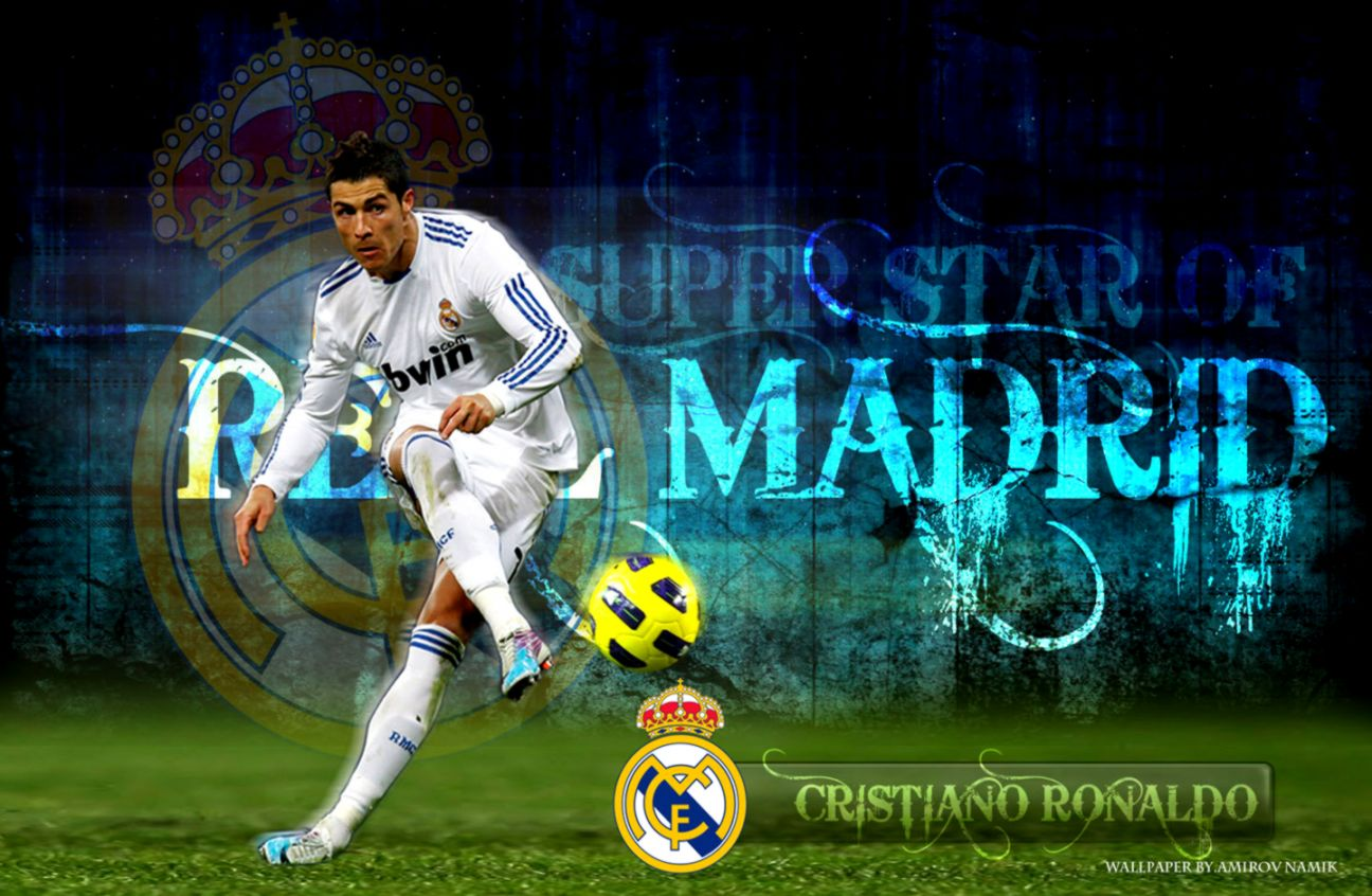 Ronaldo Madrid Hd Wallpapers Mega Wallpapers