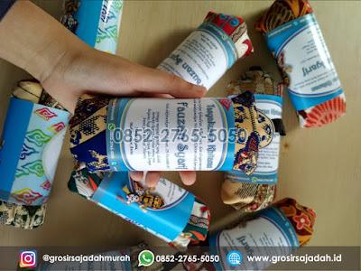 Jual souvenir sunatan, grosir sajadah murah, 0852-2765-5050