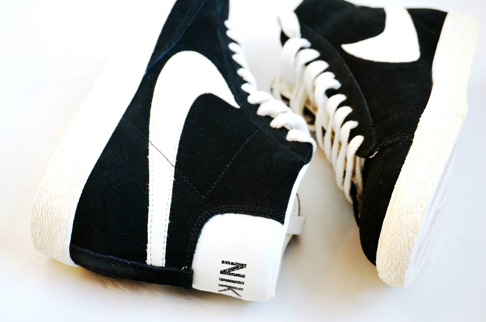 Nike Black Blazer Trainers