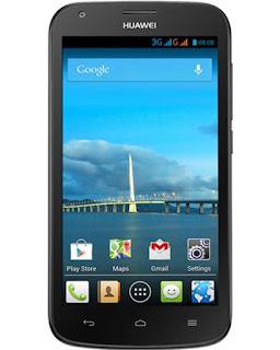 Cara Flashing Huawei Y600-U00 MT6572