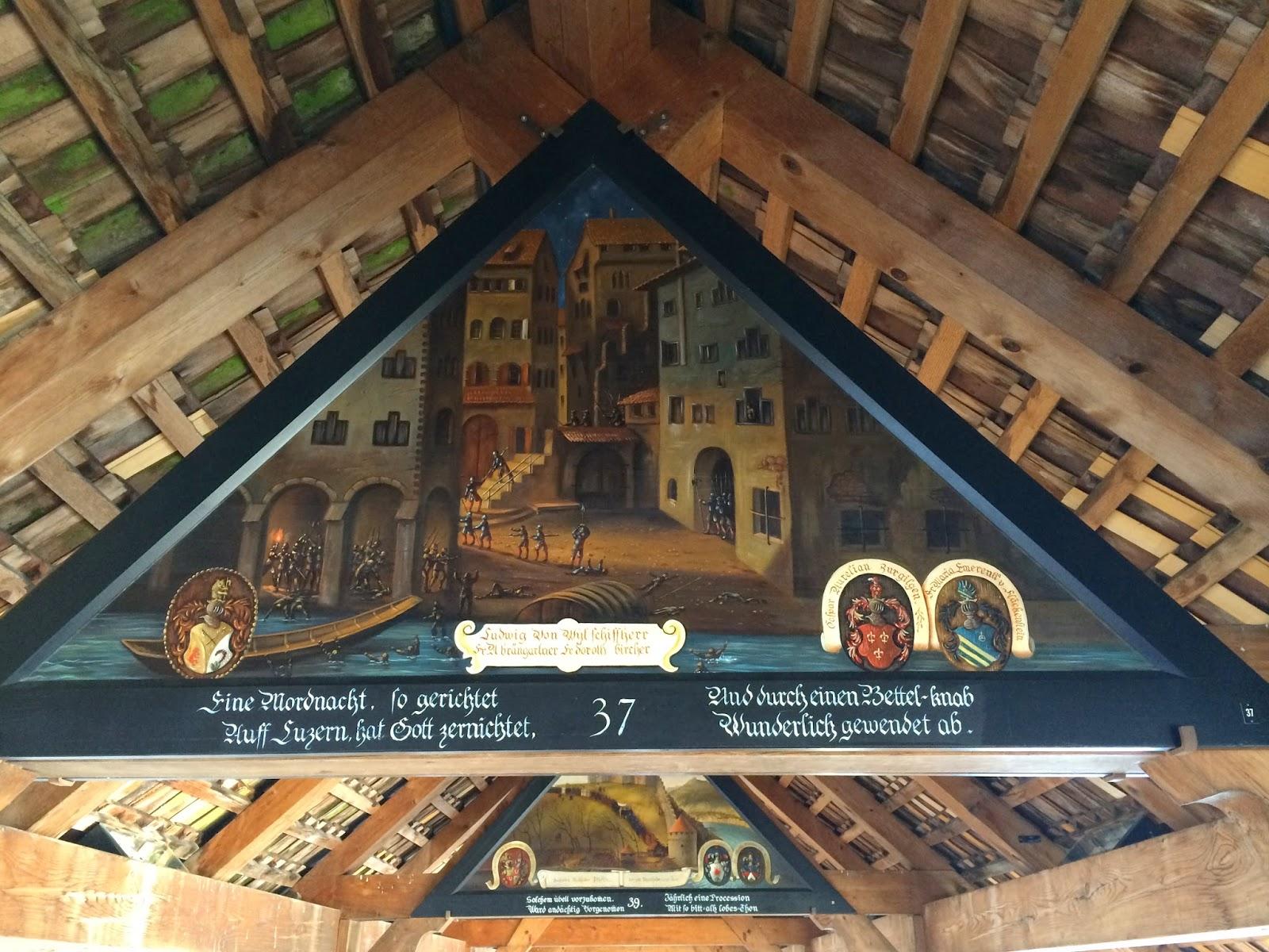 Die Mordnacht von Luzern, 1343