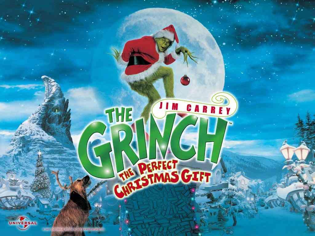 Fondos Para Pantallas De Grinch Para Navidad: Imagenes: Wallpaper En