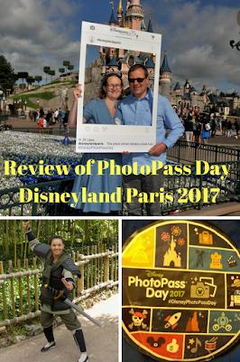 Disneyland Paris PhotoPass Day 2017