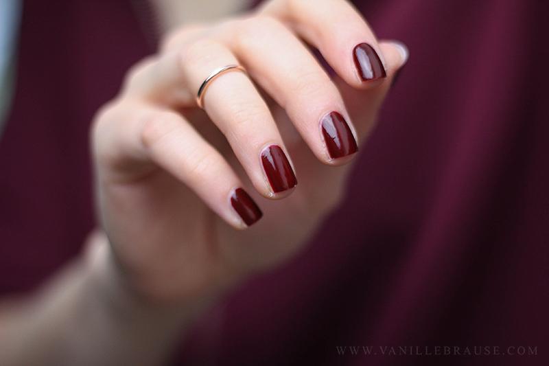 Essie Bordeaux Vanillebrause Com Lifestyle Interior Und Beauty Blog