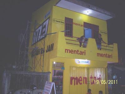 Harga Branding, wall Branding Kios, Warung, Toko ,Gedung