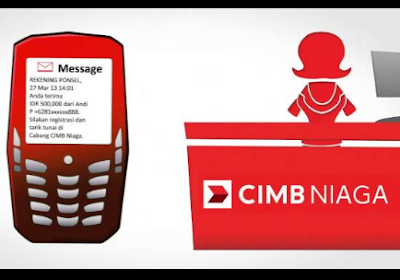 3 Cara Mudah Cek Saldo Rekening Ponsel CIMB Niaga 2018