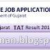 Gujarat TAT Result 2018 - Ojas Gujarat TAT Cut off  Marks & Result at ojas.gujarat.gov.in