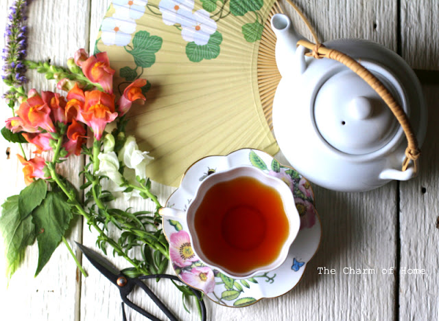 Midsummer Tea: The Charm of Home
