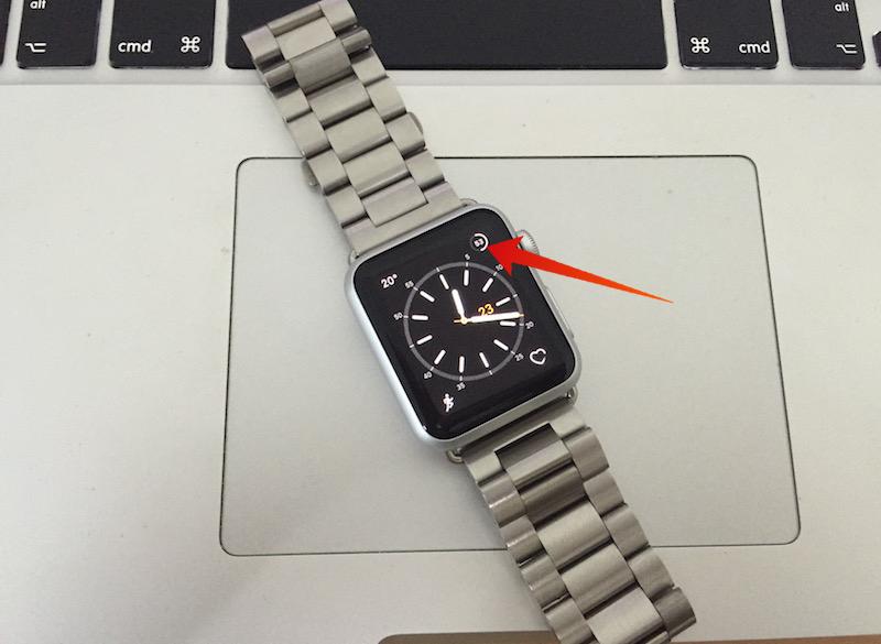Monitor Apple Watch Battery