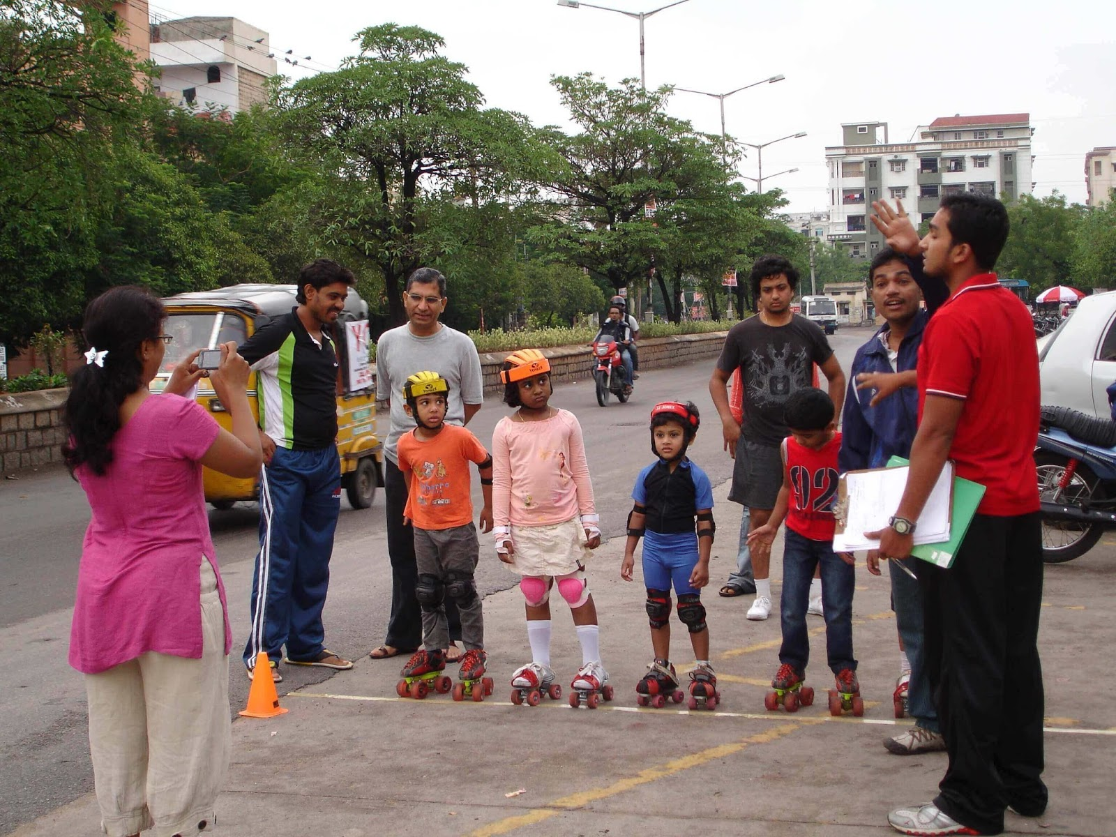 Roller shoes in hyderabad - Skating Classes At Ameerpet In Hyderabad Vans Skate Shoes Adult Roller Skates Aggressive Skates Kids Inline