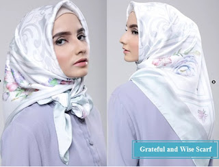 Grateful And Wise Scarf