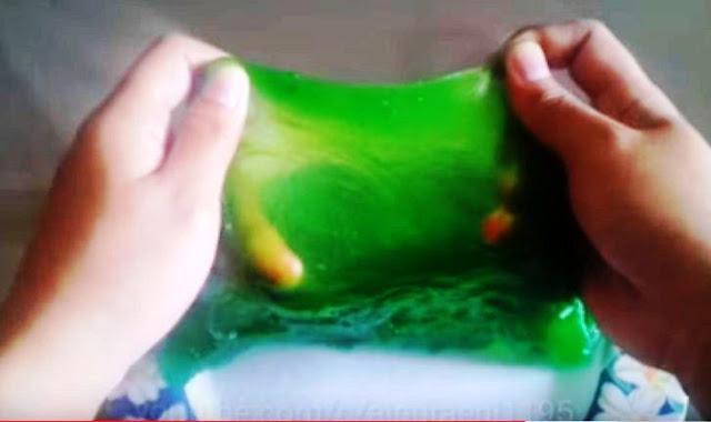 slime yang dapat dimakan