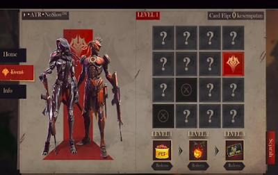 Dapatkan Red Skull Token untuk berkesempatan bermain di website rampage free fire. Dan berikut cara dapatkan hadiah elite pas dari Website Rampage Free Fire.