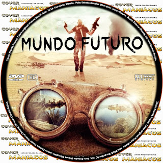 GALLETA MUNDO FUTURO - FUTURE WORLD - 2018