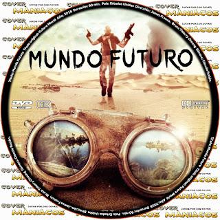 GALLETAMUNDO FUTURO - FUTURE WORLD - 2018