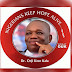 Stop The Hate And Embrace Love |- By Dr Orji Uzor Kalu  (MON)
