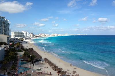 Cancun Beachline
