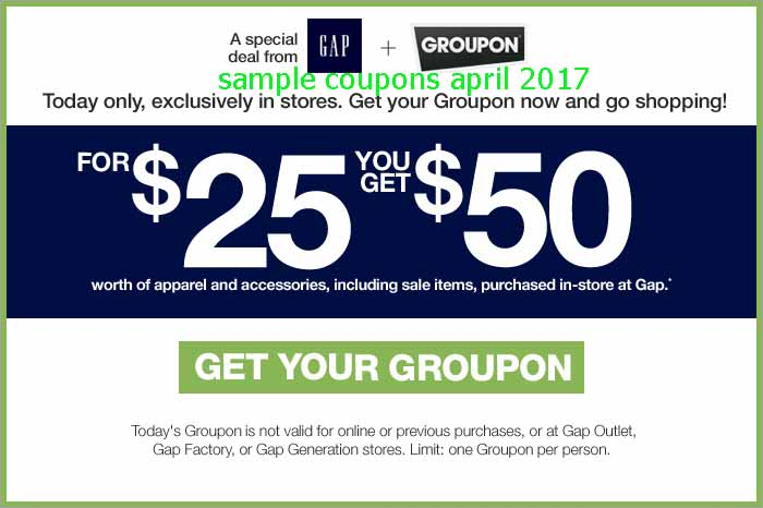 How to use Gap Coupon Codes and Printable Coupons: New GAP coupons are released several times per week. Some work only on regular price items, so we suggest checking out the sale section online, then applying a coupon code that works on all items.