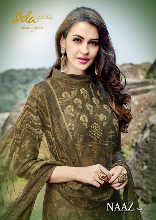 Bela fashion naaz vol 3 salwar kameez catalog