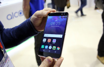 Diseño Alcatel POP4 PLUS