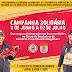 Bombeiros de Barreiras e Luís Eduardo Magalhães recebem doações roupas e brinquedos