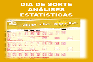 Dia de sorte concurso 92 análises estatísticas