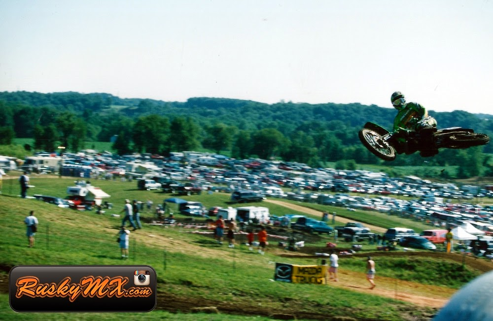 Casey Johnson Red Bud 1998