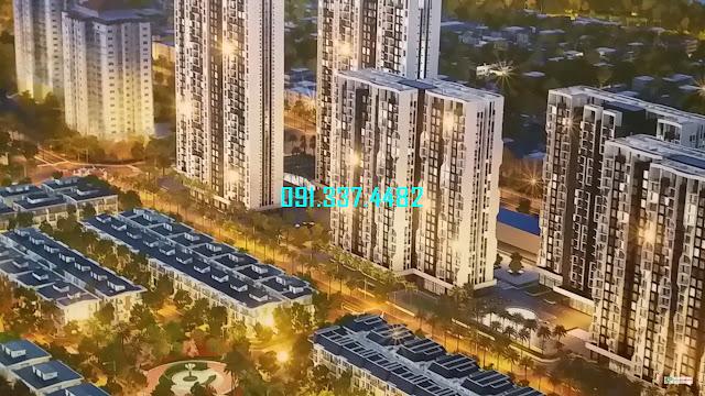 Vị trí vàng của chung cư Infinity Ciputra Phú Thượng Tây Hồ
