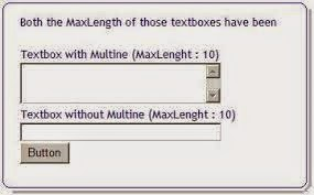 MaxLength Not Working In ASP NET TextBox MultiLine | Code