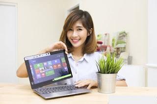 Notebook Hybrid Terbaru dari Acer