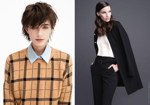 Sweaters de moda para mujer otoño invierno 2018.