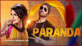 PARANDA : Kaur B | JSL Singh