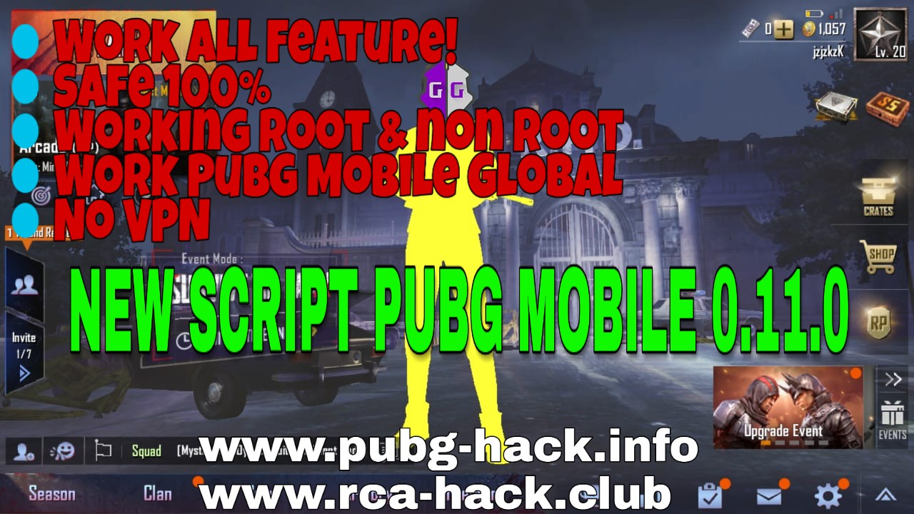 Pubg Mobile Hack Mod Apk 0110 | Pubg Download Free 600mb
