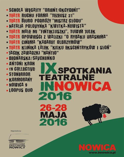 Plakat Innowica 2016